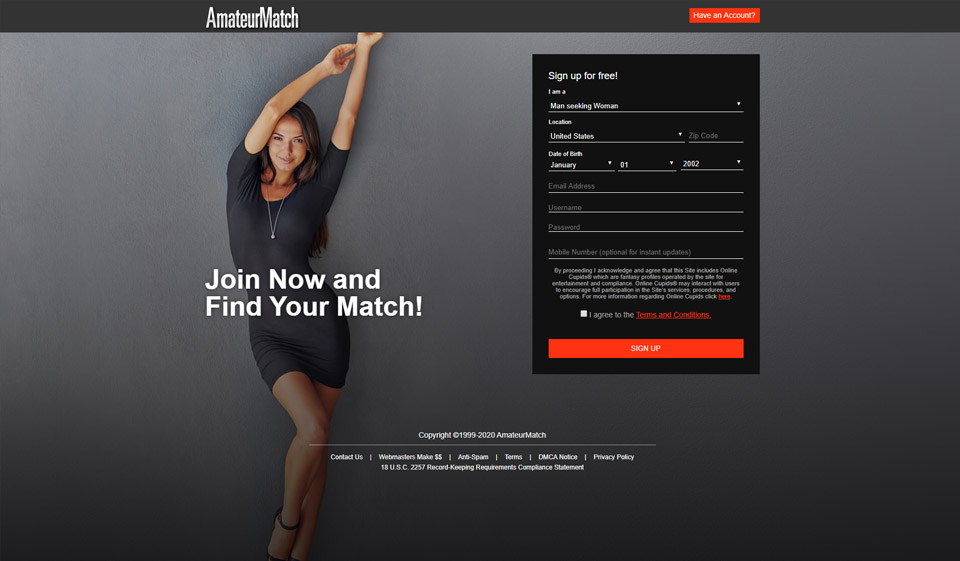 AmateurMatch Review – How to Find Your Love Online?